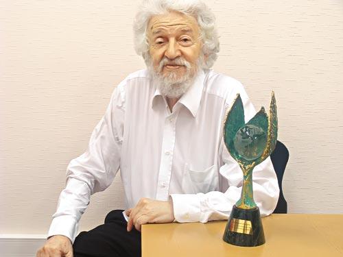 ВКрасноярске скончался ученый Рем Хлебопрос