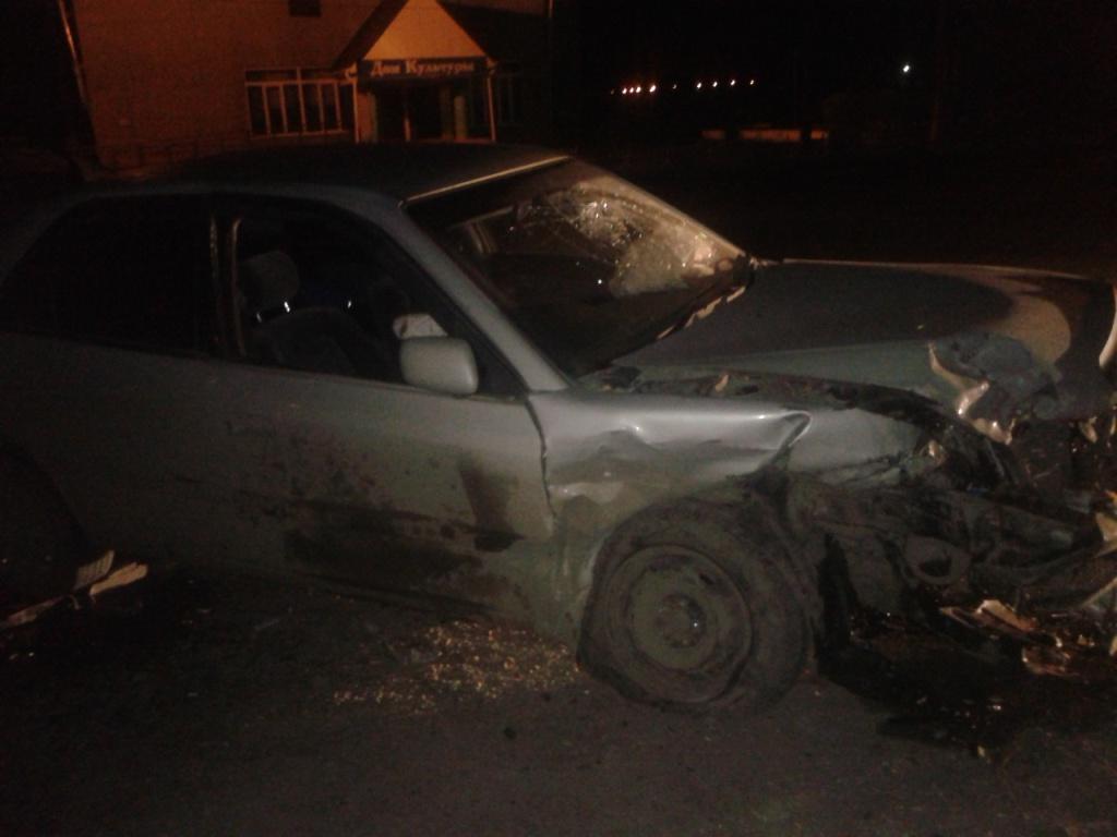 ВАчинском районе трое школьников попали вДТП