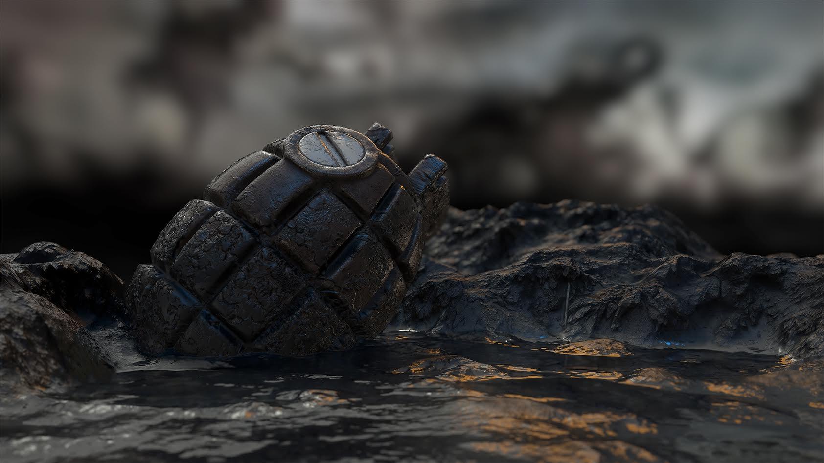 Гражданин Канска отыскал боевую гранату времен Первой мировой войны