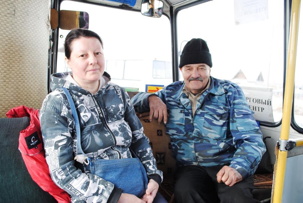 ВШарыпово кондуктор автобуса спасла 17-летнего пассажира
