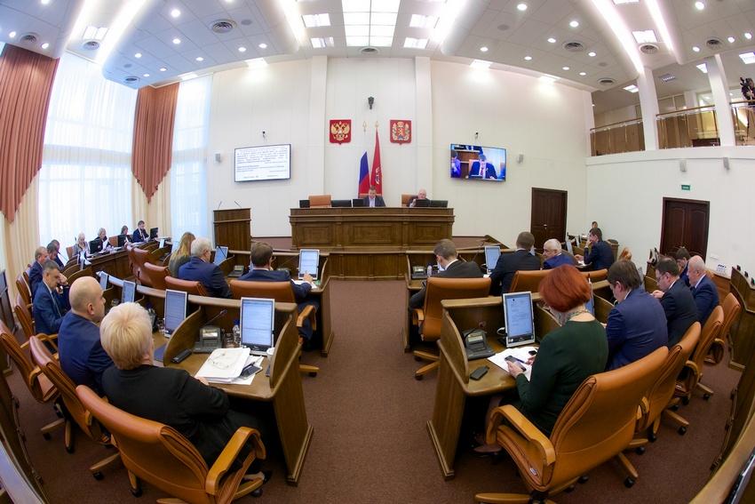 Законодательный проект обюджете НАО на2018-2020 годы принят впервом чтении