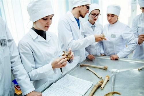 Современная кафедра анатомии и гистологии человека КрасГМУ оснащена всем необходимым для подготовки специалистов
