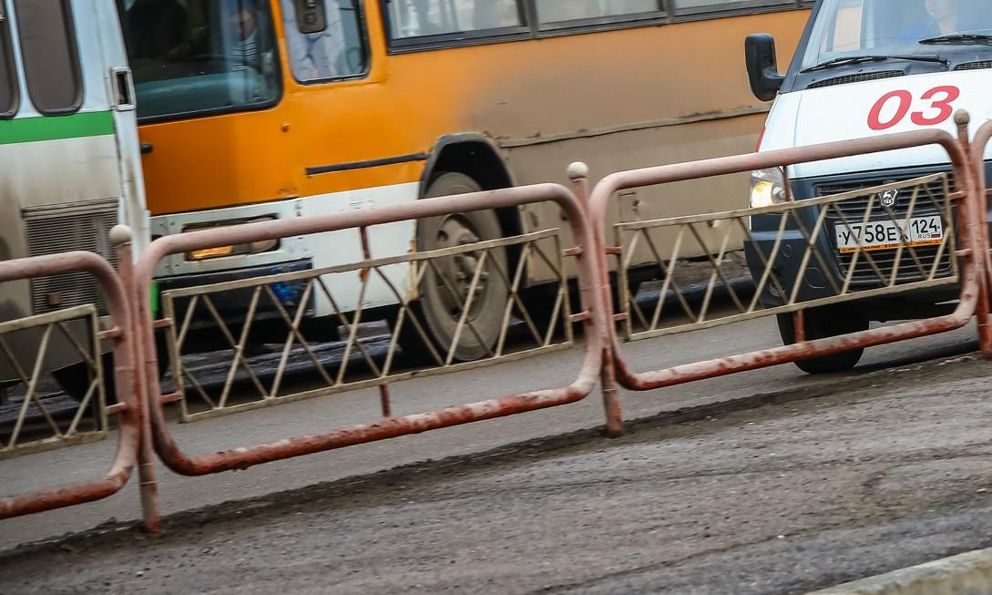 Руководитель Красноярска пообещал убрать сулиц города «похабные» оградки