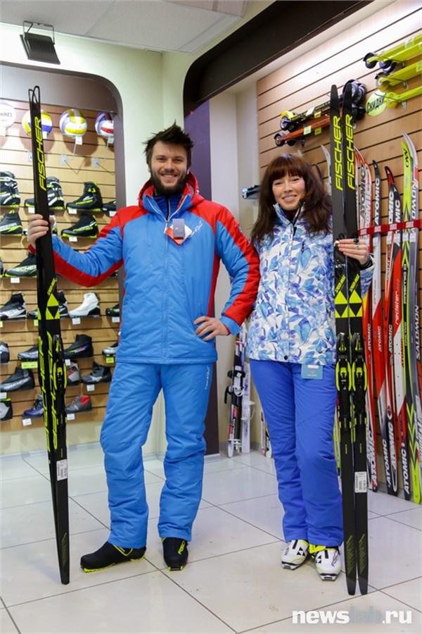 Выбираем лыжи и одежду для прогулок под Красноярском   Новости ... 4cc5e0d11e3