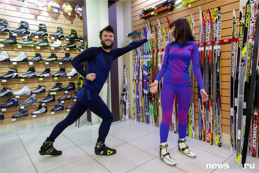 038cccf6f261 «А-СПОРТ» давно известен среди красноярских лыжников. Магазин уважают и  профессионалы, и те, кто только начинает осваивать лыжню. В этом виде спорта  крайне ...