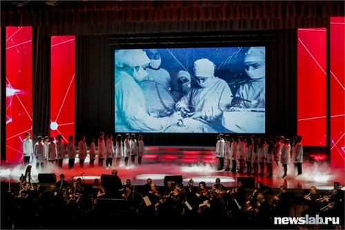 Официально датой основания КрасГМУ считается 21 ноября 1942 года