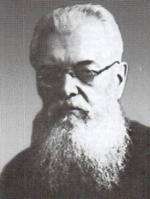 Валентин Феликсович Войно-Ясенецкий во время ссылки в Большую Мурту, 1940 — 1941 гг.
