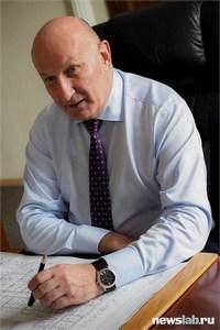 Ректор КрасГМУ Иван Артюхов