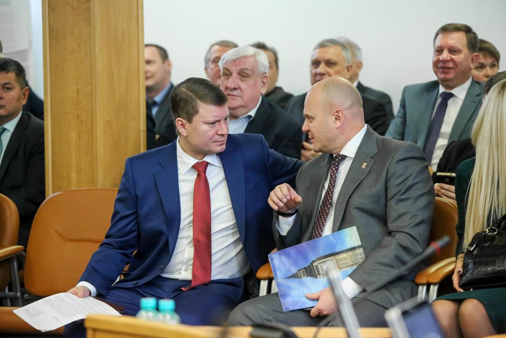 ВКрасноярске выбрали нового главы города