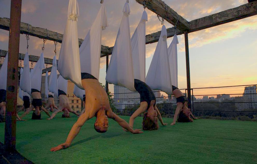 Школа йоги в железнодорожном