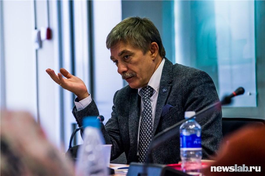 Заместитель директора департамента госкорпорации «Росатом» Владимир Поцяпун