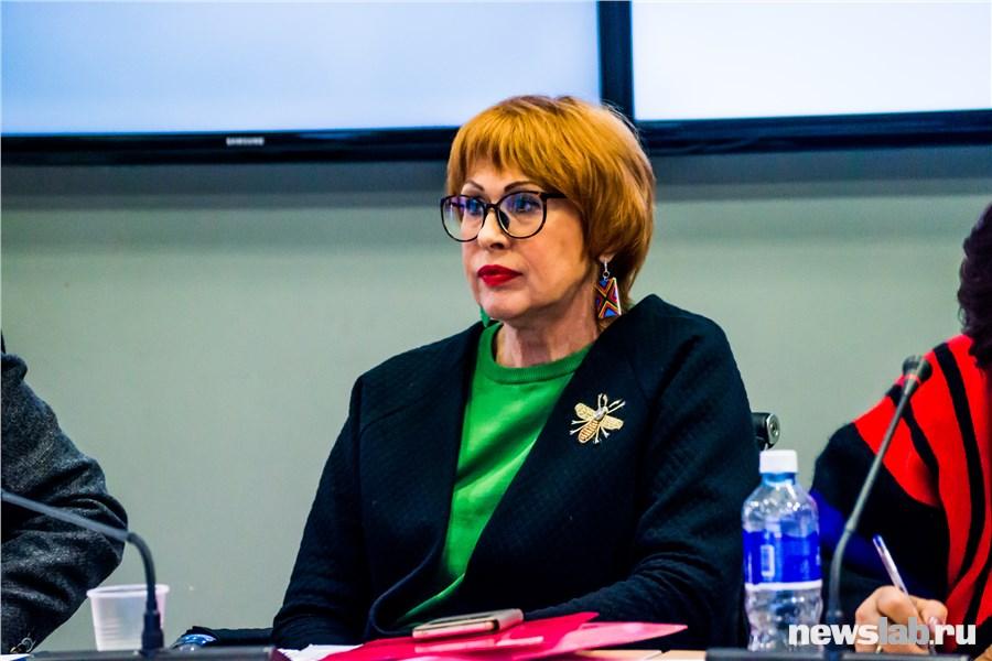 Член общественного совета госкорпорации «Росатом», президент организации «Женщины атомной отрасли» Алена Яковлева