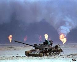 Война в Ираке. Танк Т-72.