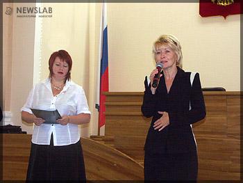 Дарья Мосунова и Зоя Благих