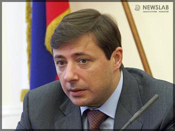 Губернатор красноярского края Александр Хлопонин
