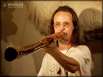 Кельтский музыкальный шаман Герберт Вагнер