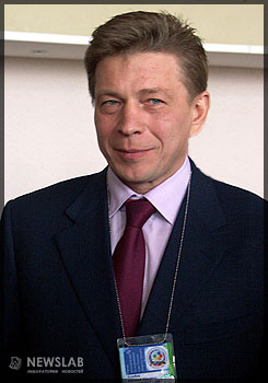 Первый заместитель губернатора края Василий Кузубов