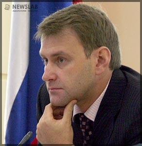 Заместитель губернатора края Андрей Гнездилов