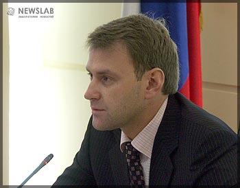 Заместитель губернатора Андрей Гнездилов