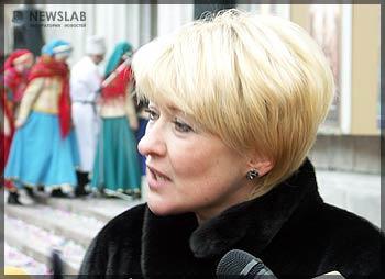 Руководитель краевого агентства культуры Зоя Благих