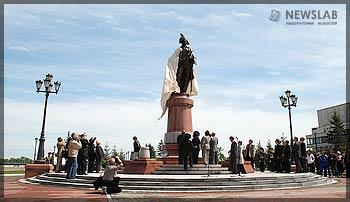 Открытие мемориального комплекса «Камергер Н.П. Резанов»