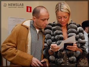 Фото: Сергей Сокол с женой Ириной