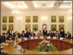 Фото: Подписание Соглашения об организации и осуществлении межмуниципального инвестиционного проекта Комплексное развитие Красноярской агломерации на период до 2020 года