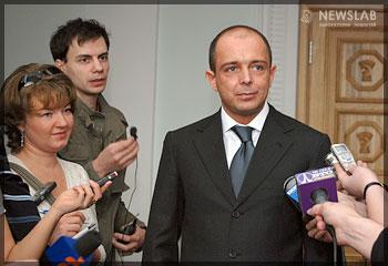 Фото: Сергей Сокол (справа)