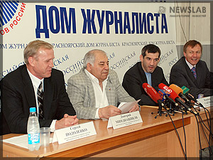 Фото: Сергей Подоленко, Дмитрий Миндиашвили, Бувайсар Сайтиев, Сергей Кочан