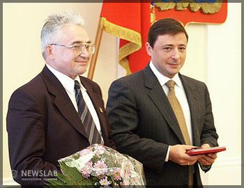 Александр Хлопонин вручил государственные награды Российской Федерации