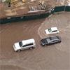 Причиной подтопления красноярских улиц стал забивший «ливневки» мусор