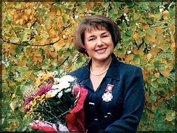 Людмила Стебенькова