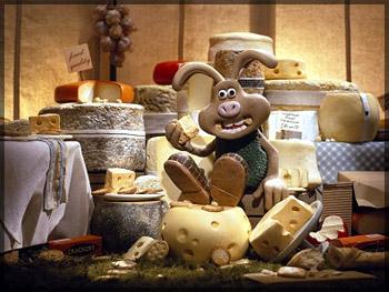 «Уоллес и Громит: проклятье кролика-оборотня» \ «Wallace and Gromit: The Curse of the Were-Rabbit»