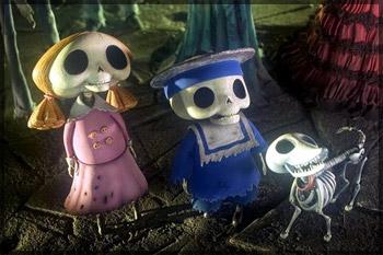 «Труп невесты» / «The Corpse Bride»
