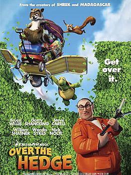 «Лесная братва» / «Over the Hedge»