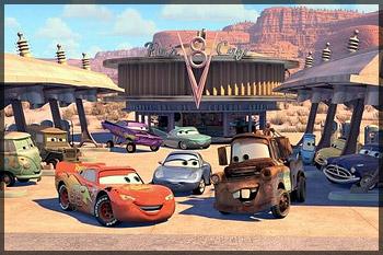 «Тачки» / «Cars»