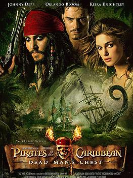 «Пираты Карибского моря: сундук мертвеца» / «Pirates of the Caribbean: Dead Man's Chest»