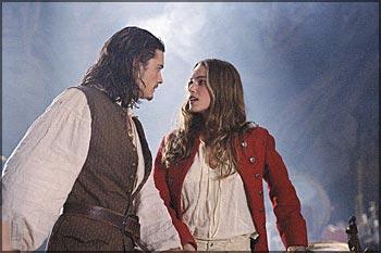 Пираты Карибского моря, кадр из фильма