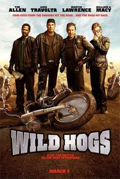 «Реальные кабаны» / «Wild Hogs»