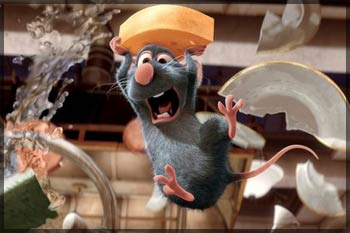 «Рататуй» / «Ratatouille»
