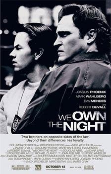 «Хозяева ночи» / «We Own the Night»
