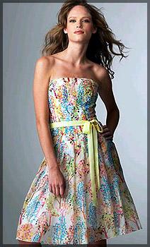Выпускные платья 2005.  Abs by Allen Schwartz 2. Abs by Allen...