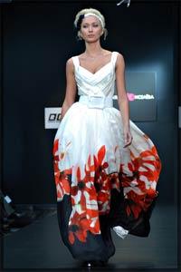 вечерние платья длинные фото