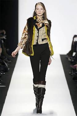 Женская одежда от D&G отличается строгостью линий, прямым силуэтом.