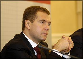 Дмитрий Медведев. Фото Александра Паниотова