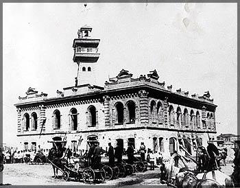 Здание театра 1906 г.