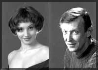Элина Присакару и Виктор Лосьянов