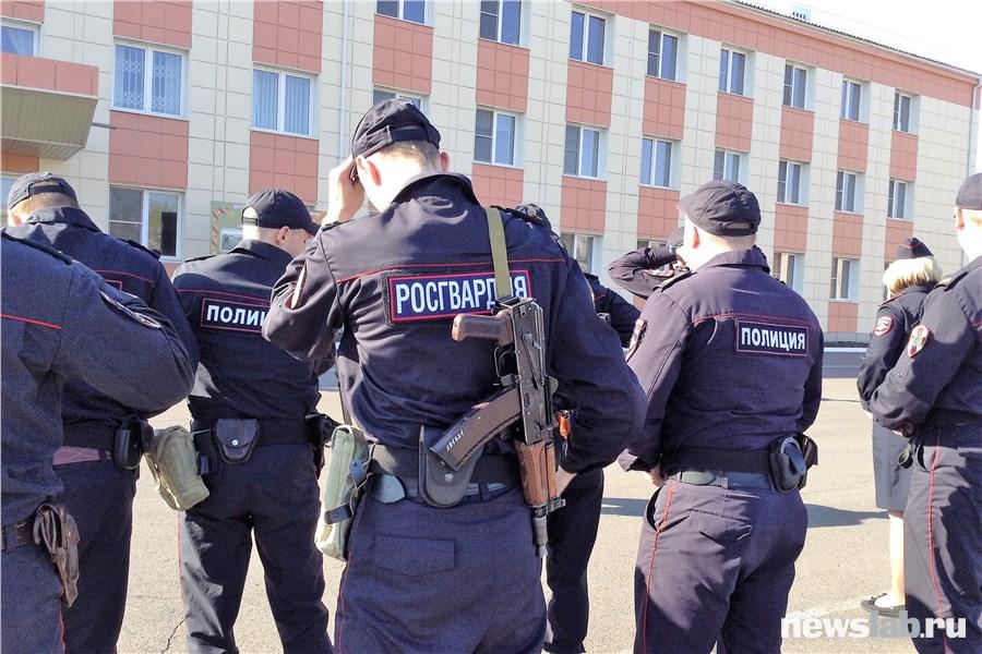 работа в полиции в красноярске для девушек